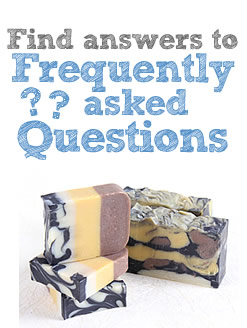 frequently asked soap making questions
