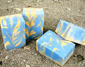 blue man cp soap tutorial