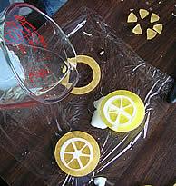 citrus soap making tutorial