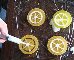 citrus slices soapmaking tutorial