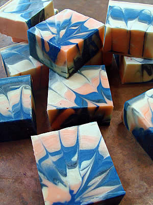 Soap Coloring Options - Teach Soap
