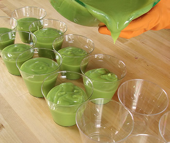 green beer cold process soap tutorial