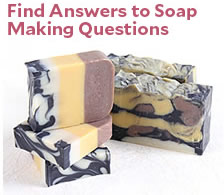 soap making FAQs